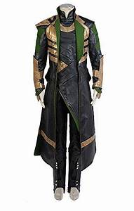 Halloween Kostüm Herren Ideen : thor the dark world loki whole set cosplay kost m herren m ~ Lizthompson.info Haus und Dekorationen