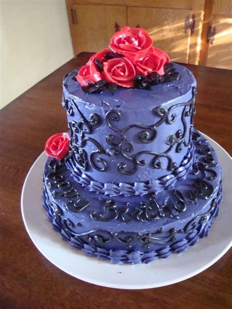 The Jaded Spoon Rachel's Birthday Cake
