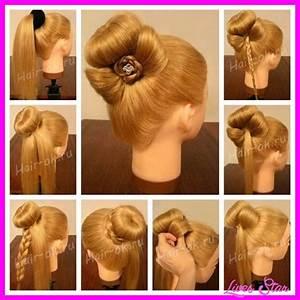 Step By Step Hairstyles LivesStar