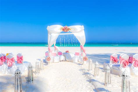 beach wedding sands  nomad