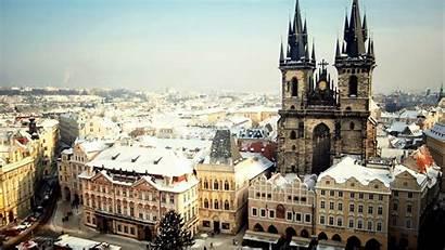 Czech Prague Republic Desktop Wallpapers Background Backgrounds