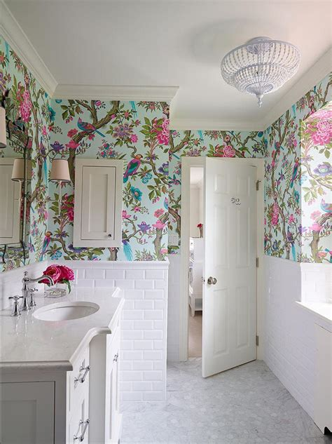 bathroom wallpaper designs bathroom designs design