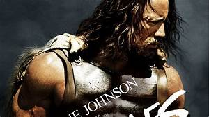Dwayne Johnson in new Hercules trailer & poster ...