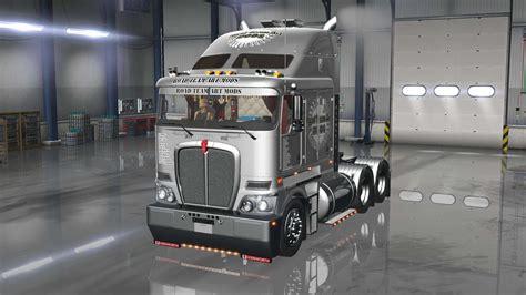 update kenworth   truck american truck simulator