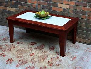 cherry coffee table mother of pearl centerpiece natural With natural cherry coffee table