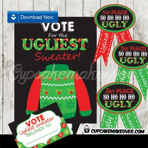 christmas party award ideas 1000 images about sweater ideas on