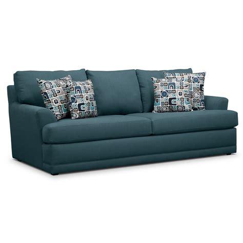 value city furniture sofa kismet upholstery sofa value city furniture