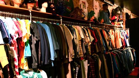 Thrift, Consignment & Vintage Stores