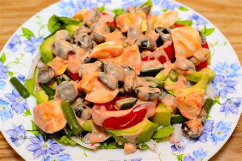 how to make shrimp salad how to make a crab louie salad 4 steps with pictures wikihow