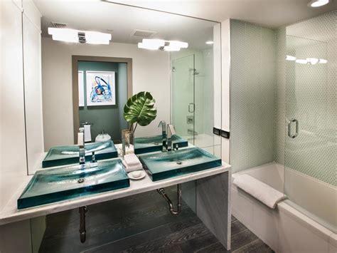 tropical bathroom decor pictures ideas tips  hgtv