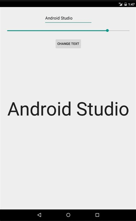 android studio fragment using fragments in android studio an exle techotopia