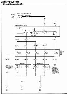 2000 Honda Civic Electrical Diagram