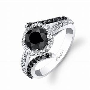 Characteristics Of Black Diamond Engagement Rings For