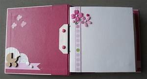 Album Photo Fille : scrapbooking album photo bebe fille ~ Teatrodelosmanantiales.com Idées de Décoration