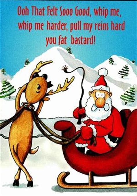 Dirty Christmas Jokes ? Happy Holidays!