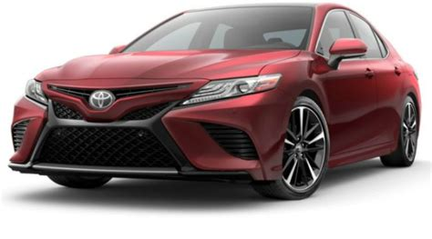 toyota camry colors color options for the 2018 toyota camry