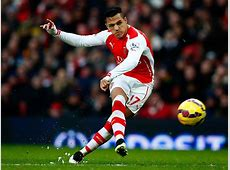 Arsenal 3 Stoke 0 Alexis Sanchez 'is amazing', says Alex