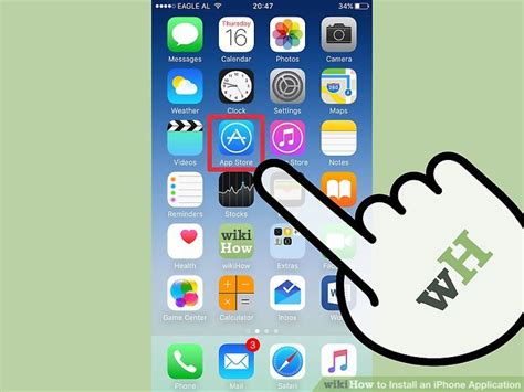 how to out apps on iphone 4 ways to install an iphone application wikihow