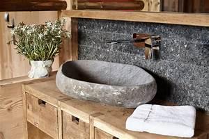 Bad In Stein : marmor waschbecken stein ideen m bel aequivalere ~ Bigdaddyawards.com Haus und Dekorationen