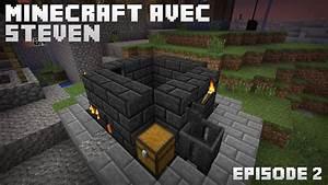 La Smeltery   - Minecraft Avec Steven - Episode 2