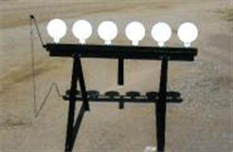 plate rack target system custom steel targets