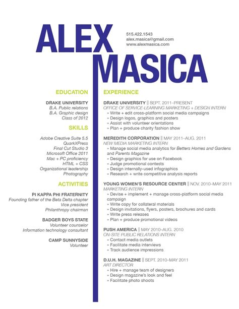 resume for graphic designers graphic design resume samples sample resumes