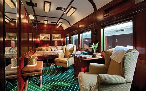 Luxury Train Suites Around The World Travel