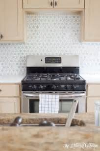 green tile kitchen backsplash kitchen makeover sunflower ming green and thassos white backsplash tile the lettered cottage