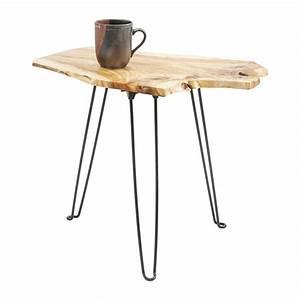 Table D Appoint : table d 39 appoint en bois art factory kare design ~ Teatrodelosmanantiales.com Idées de Décoration