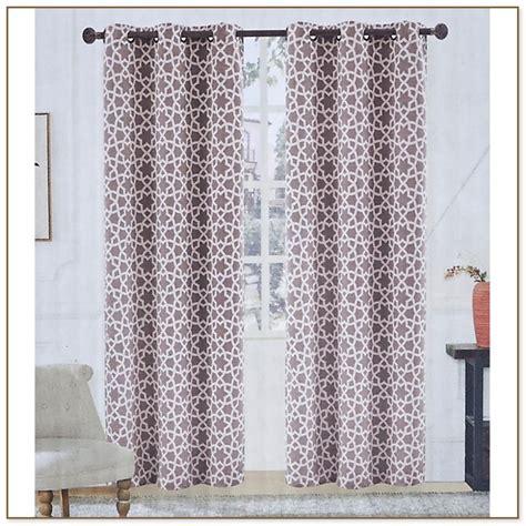 burlington coat factory curtains