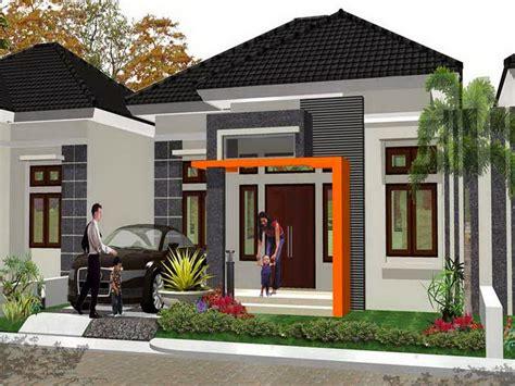 gambar desain pengembangan rumah minimalis type  terbaru