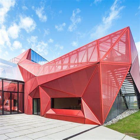 perforated metal facades dezeen   facade architecture architecture steel architecture