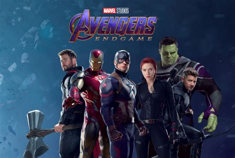 Avengers Endgame First Live Action Image Reveals The