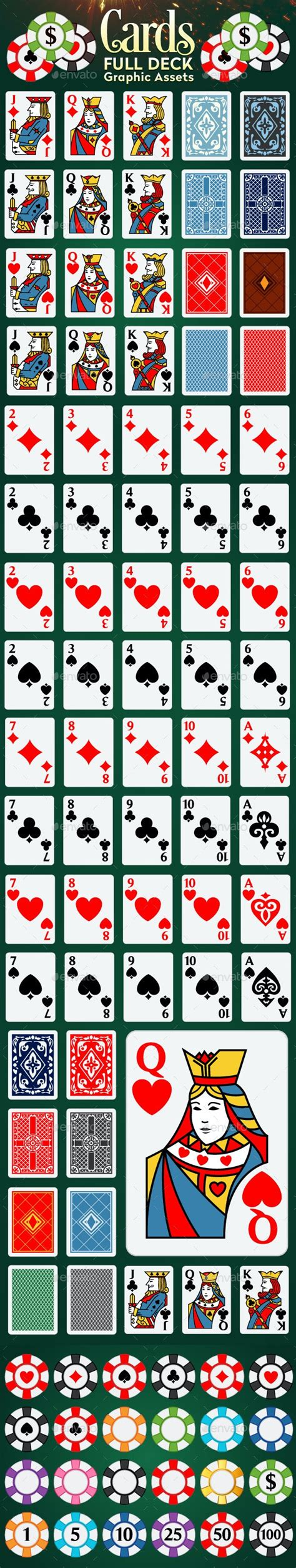 We did not find results for: Full Deck of Playing Cards by nelutu   GraphicRiver