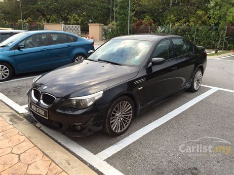 2006 Bmw 525i Review by Bmw 525i 2006 2 5 In Putrajaya Automatic Sedan Black For