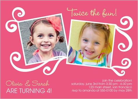 35 Best Twin Birthday Invitations Images On Pinterest Horizontal Filing Cabinet Workbench Dress Up Bamboo Bathroom Metal Storage With Lock Large Cpu Acid Requirements