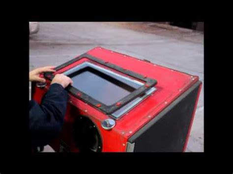 Harbor Freight Sandblast Cabinet Upgrade by Harbor Freight Sandblast Cabinet Upgrade Cabinets Matttroy
