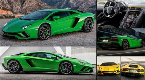 Lamborghini Aventador S (2017)  Pictures, Information & Specs