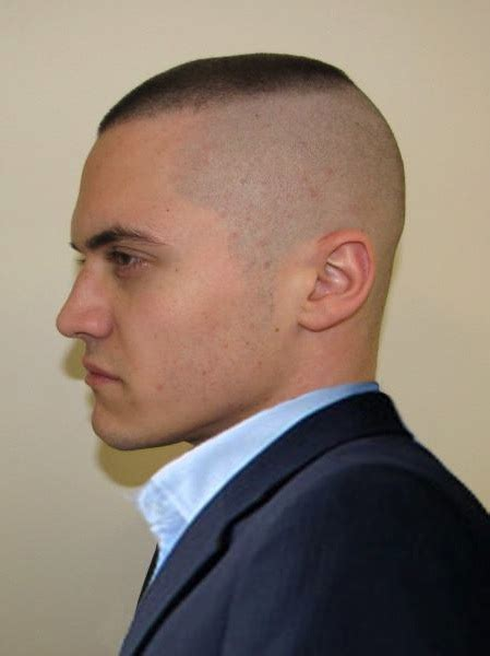 High and Tight Haircut with Cool Shaved Hair Style   Best