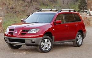 Used 2003 Mitsubishi Outlander For Sale