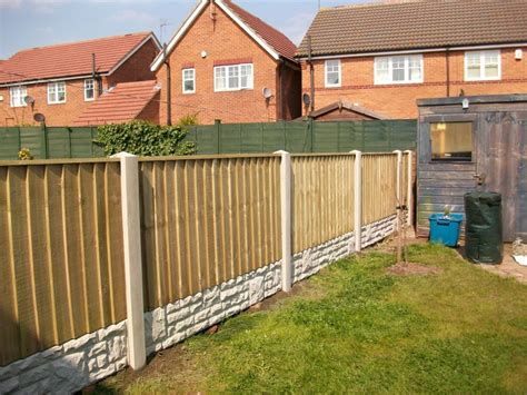 scaffold board duty vertilap fence panels tanalised green bentinck fencing