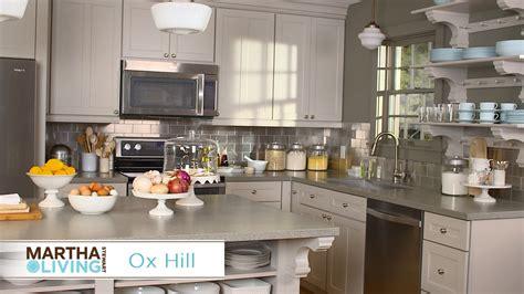 Video New Martha Stewart Living Kitchens At The Home