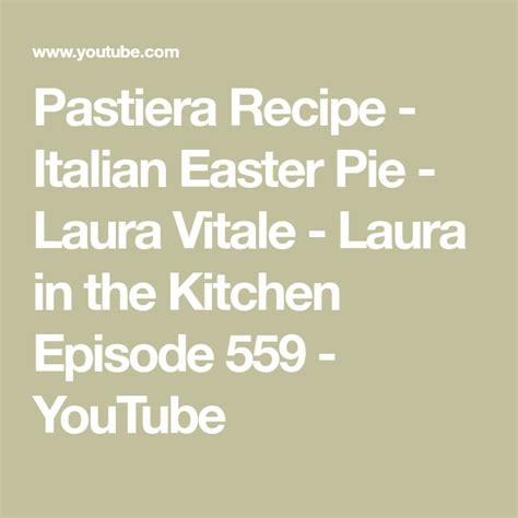 Bread recipes by laura vitale. Pin on Italian Easter Pie