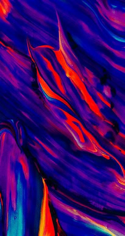 Iphone Liquid Wallpapers Abstract Fluid Paint Desktop