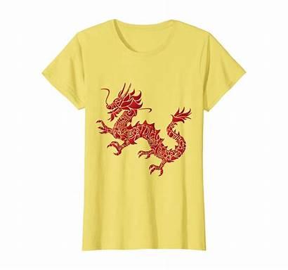 Firedrake Dragon Chinese Wear