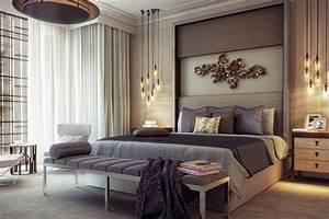 Wohnung Einrichten Ideen Schlafzimmer : 105 schlafzimmer ideen zur einrichtung und wandgestaltung ~ Bigdaddyawards.com Haus und Dekorationen