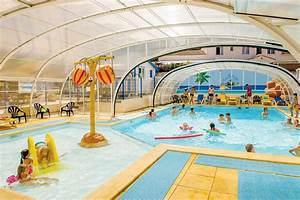 camping vendee avec piscine couverte camping les flots With camping deauville avec piscine couverte
