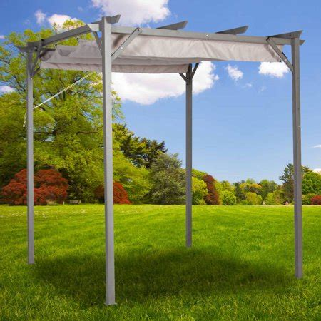 garden winds replacement canopy top  target  pergola