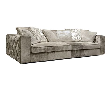Sofa Richmond Light Beige Siwa By Zandarin Silvano Divani