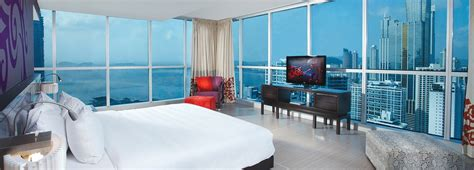 Guest Rooms And Suites In Panama City At The Hard Rock
